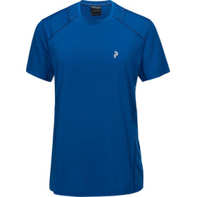Peak Performance M's Track Tee True Blue